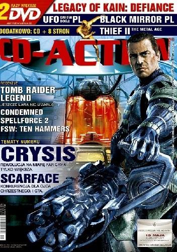Okładka książki CD-Action 06/2006