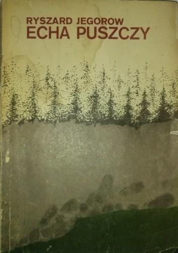 Okładka książki Echa Puszczy