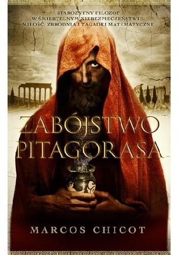 Okładka książki Zabójstwo Pitagorasa