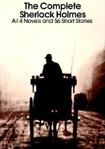 Okładka książki The Complete Sherlock Holmes