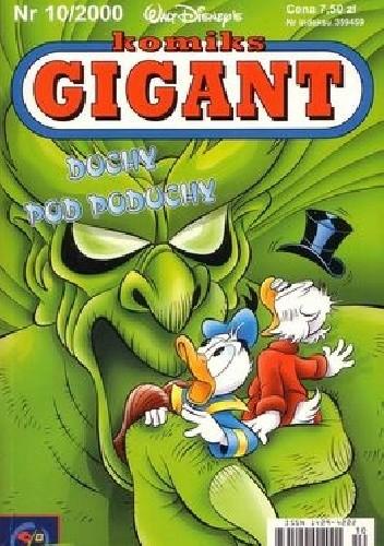 Okładka książki Gigant 10/2000: Duchy pod poduchy