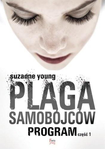 Okładka książki Plaga samobójców