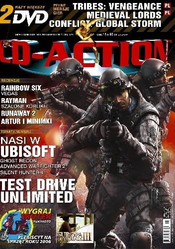 Okładka książki CD-Action 02/2007