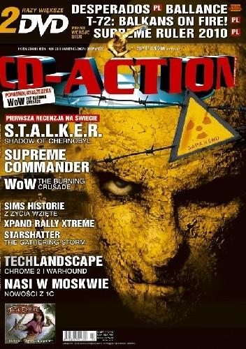 Okładka książki CD-Action 03/2007