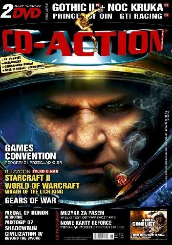 Okładka książki CD-Action 09/2007