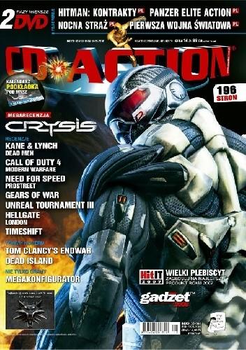 Okładka książki CD-Action 12/2007