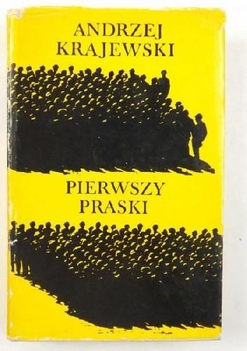 Okładka książki Pierwszy praski