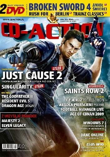 Okładka książki CD-Action 03/2009