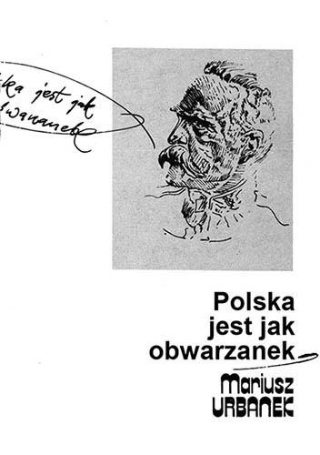 Okładka książki Polska jest jak obwarzanek