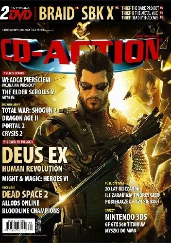 Okładka książki CD-Action 03/2011