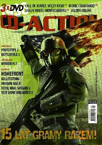 Okładka książki CD-Action 04/2011