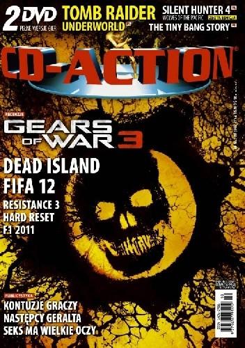 Okładka książki CD-Action 10/2011