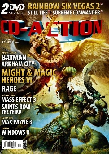 Okładka książki CD-Action 11/2011