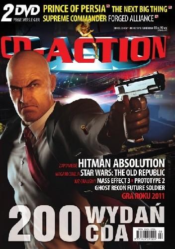Okładka książki CD-Action 02/2012