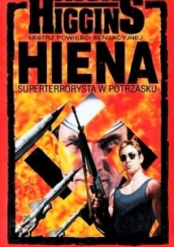 Okładka książki Hiena