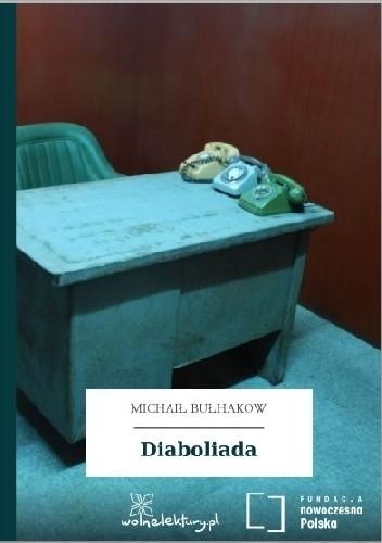 Okładka książki Diaboliada