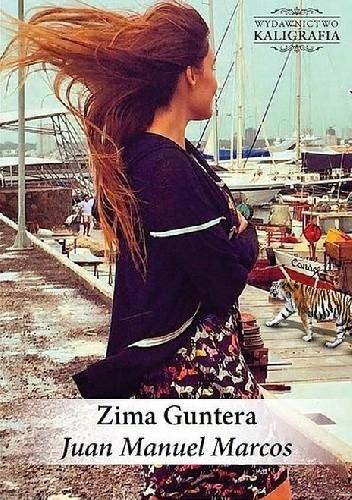 Okładka książki Zima Guntera