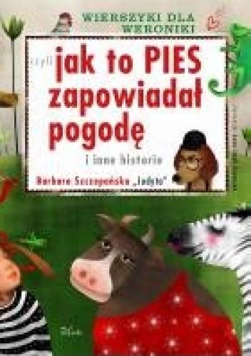 Okładka książki Wierszyki dla Weroniki