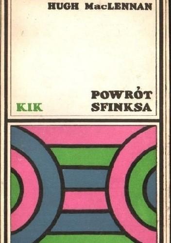 Okładka książki Powrót Sfinksa