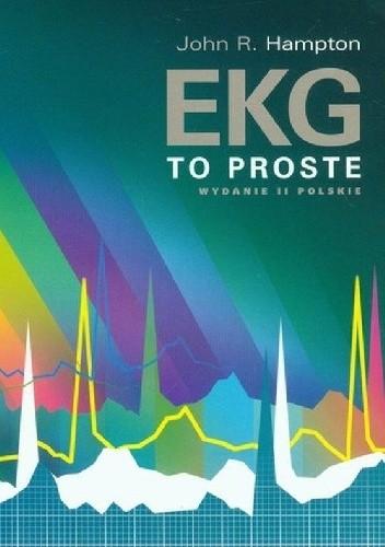 Okładka książki EKG. To proste