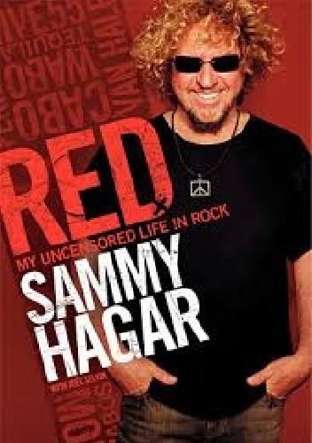 Okładka książki Red My Uncensored Live in Rock
