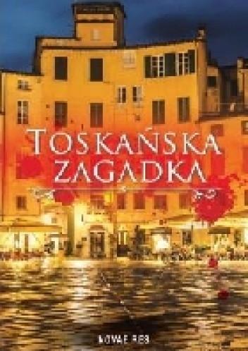 Okładka książki Toskańska zagadka