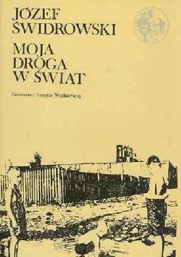 Okładka książki Moja droga w świat