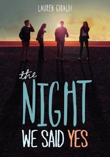 Okładka książki The Night We Said Yes