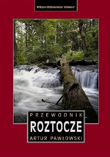 Okładka książki Roztocze. Przewodnik