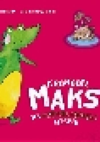 Okładka książki Krokodyl Maks na Czekoladowej Wyspie