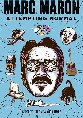 Okładka książki Attempting Normal