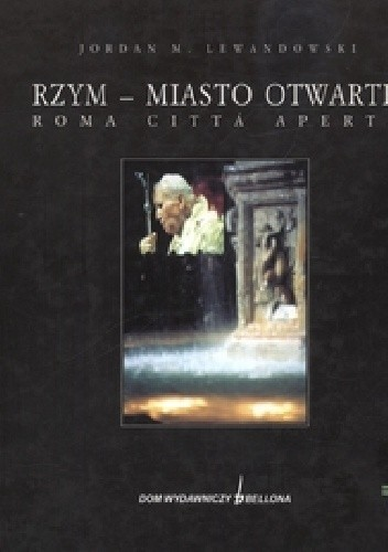 Okładka książki Rzym miasto otwarte