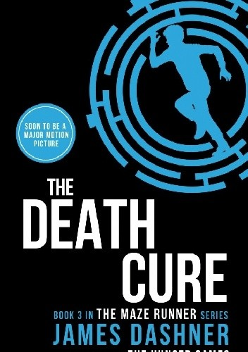 Okładka książki The Death Cure