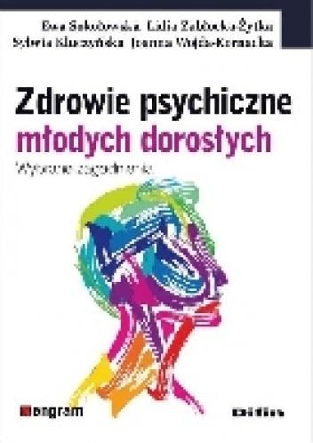 Okładka książki Zdrowie psychiczne młodych dorosłych