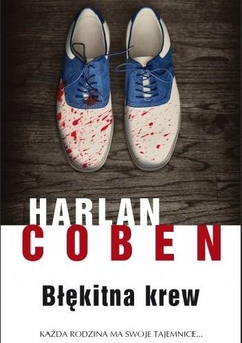 Okładka książki Błękitna krew