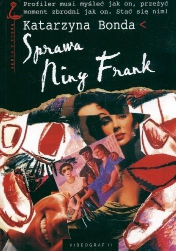 Okładka książki Sprawa Niny Frank