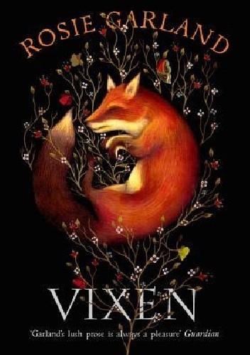 Okładka książki Vixen