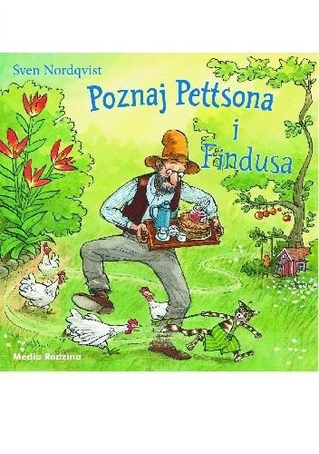 Okładka książki Poznaj Pettsona i Findusa
