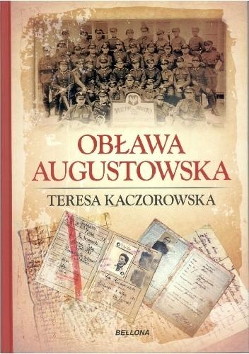 Okładka książki Obława augustowska