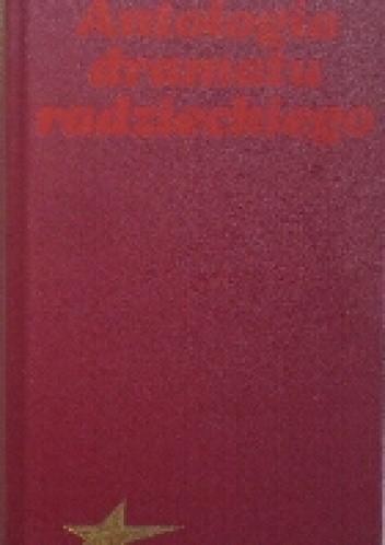 Okładka książki Antologia dramatu radzieckiego