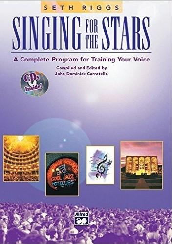 Okładka książki Singing for the Stars