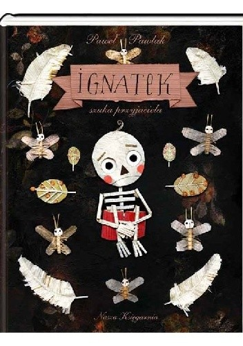 Okładka książki Ignatek szuka przyjaciela