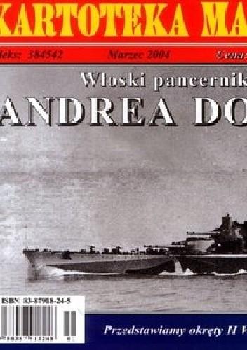 Okładka książki Włoski pancernik Andrea Doria