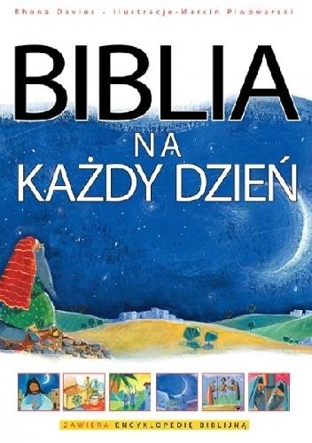 Okładka książki Biblia na każdy dzień