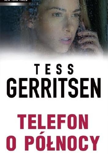 Okładka książki Telefon o północy