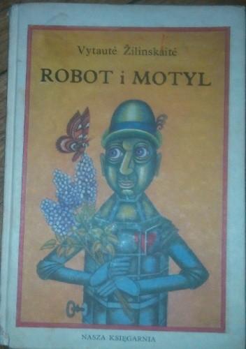 Okładka książki Robot i motyl