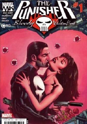 Okładka książki Punisher: Bloody Valentine