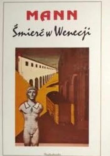 Okładka książki Śmierć w Wenecji