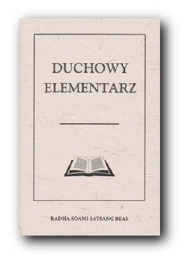 Okładka książki Duchowy Elementarz