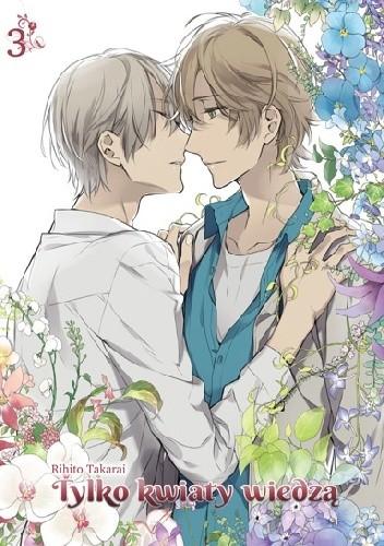 Okładka książki Tylko kwiaty wiedzą 3